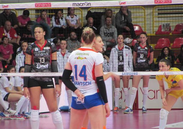 Uyba – Sud Tirol 0-3