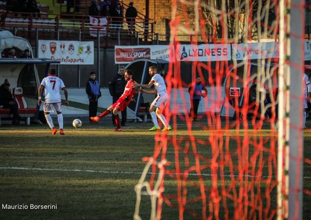 Varese - Cuneo 1-2
