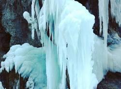 Il ghiaccio si fa arte