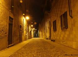 Castiglione Olona by night