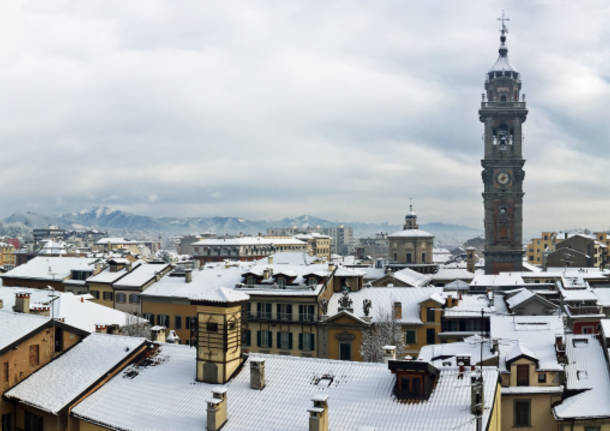 I tetti di Varese
