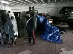 centrale auto rubate cassano magnago