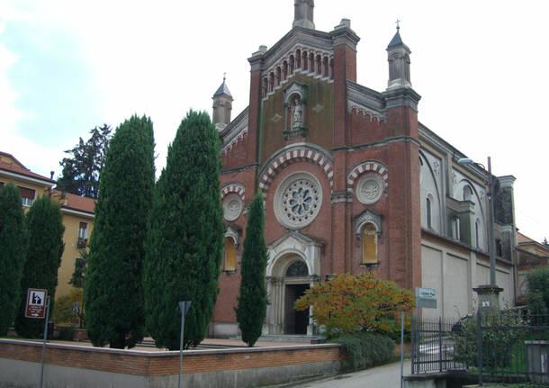 chiesa parrocchiale sant'Ambrogio Olona