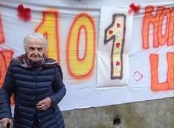 Cuasso al Monte - I 101 anni di nonna Lina