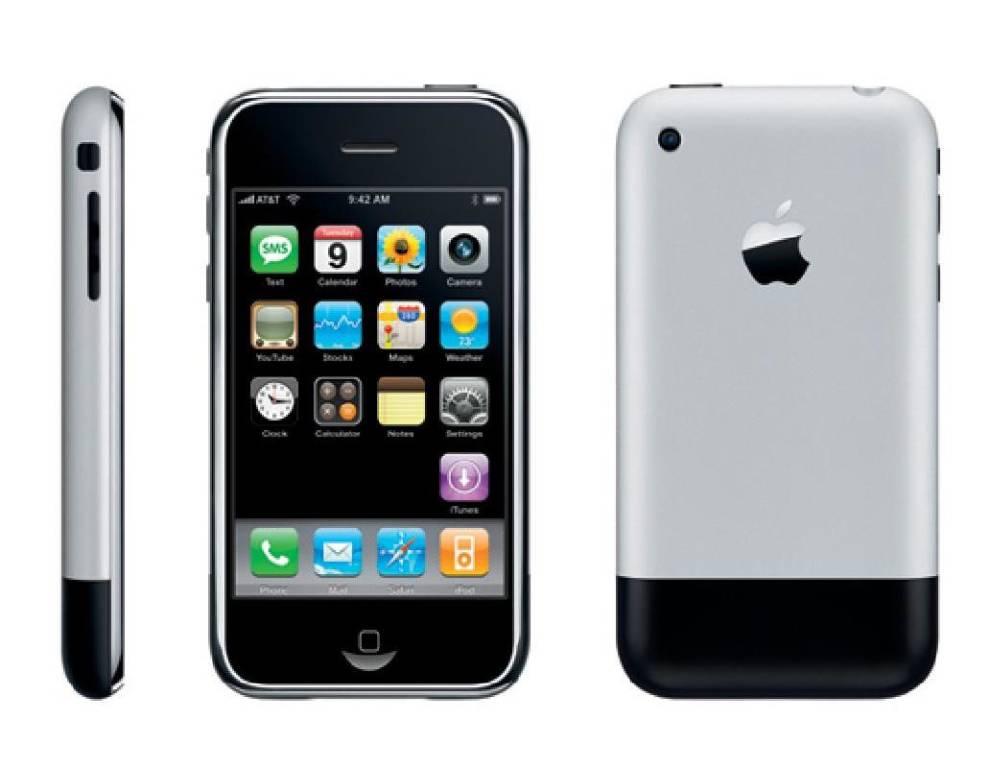 dieci anni iphone