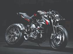 dragster blackout mv agusta