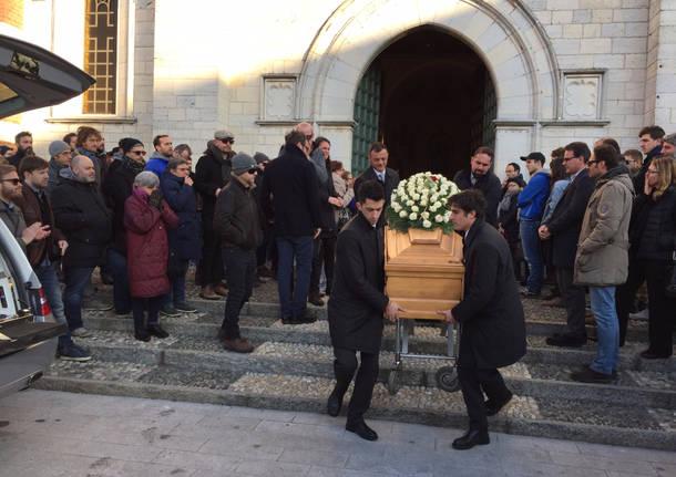 funerale andrea cajelli