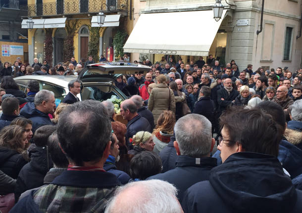 Funerale Luca antonetti
