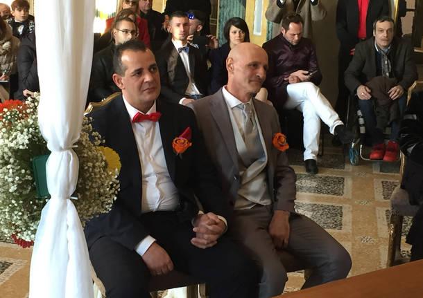 Igor e Gianluca hanno detto sì