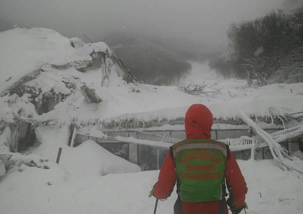 Il soccorso alpino