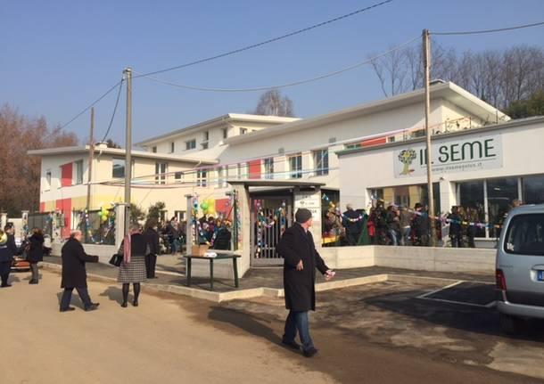 inaugurazione centro riabilitativo il seme cardano al campo