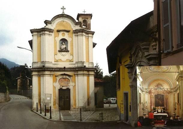 Induno Olona - Olona, chiesa dei Magi