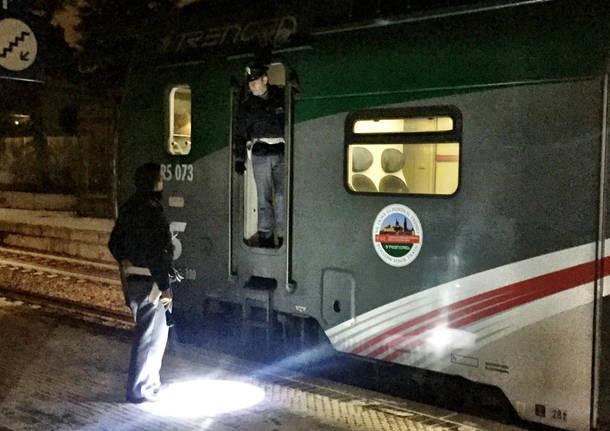 Investimento treno Cavaria