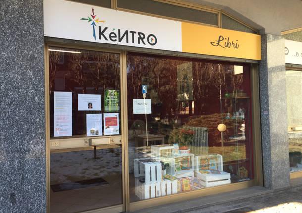 Dalla libreria dei Salesiani al Kentro