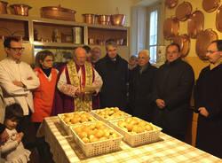 La benedizione del pane