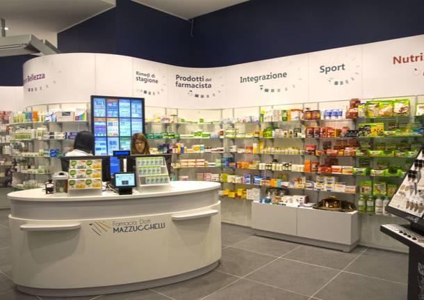 La farmacia tecnologica a Busto Arsizio