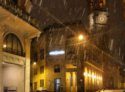 La nevicata del 12 gennaio