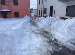 La Protezione Civile di Fagnano in centro Italia