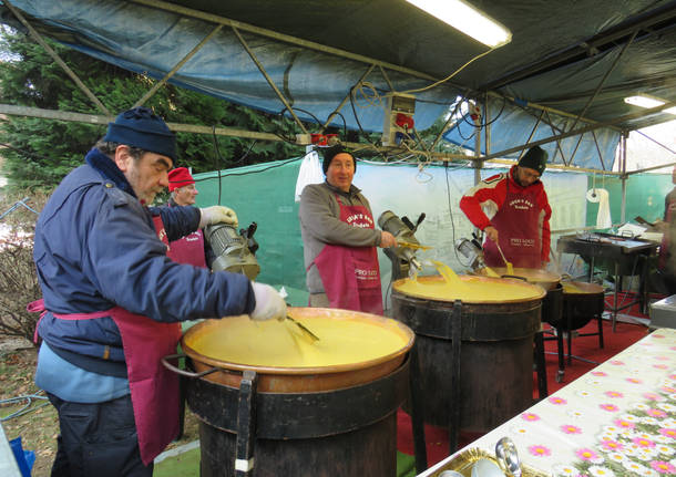 "La ""Sagra della polenta"" a Tradate"