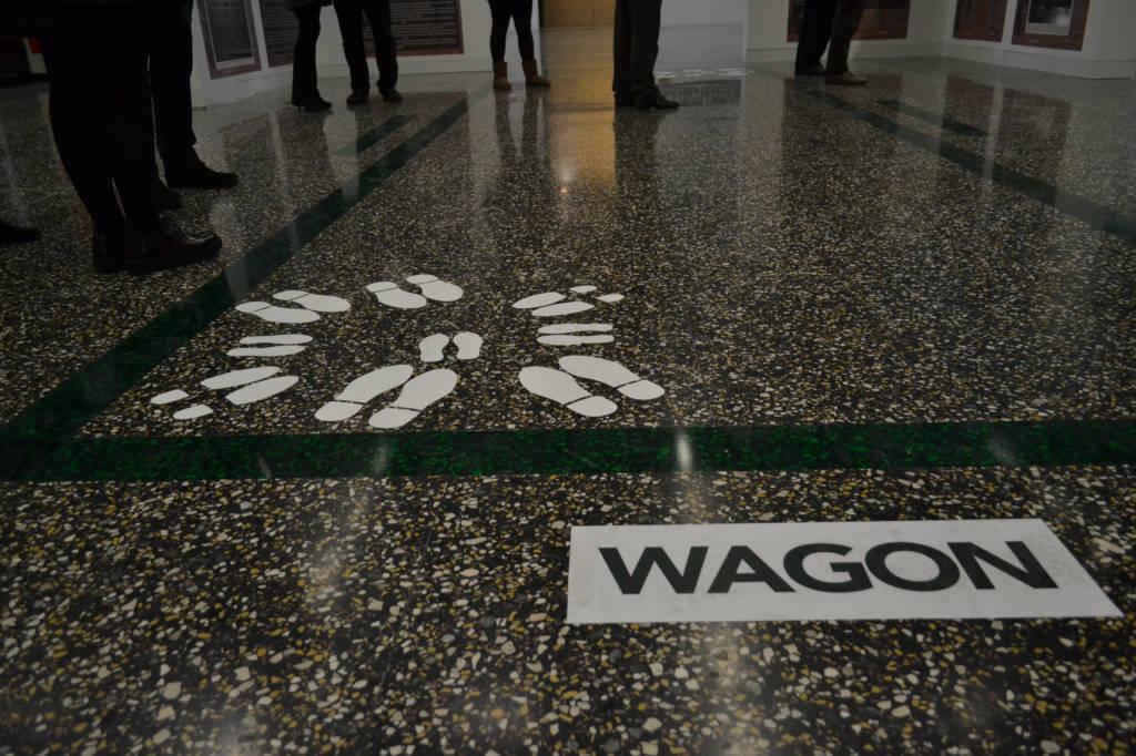 La shoah ricordata in aeroporto