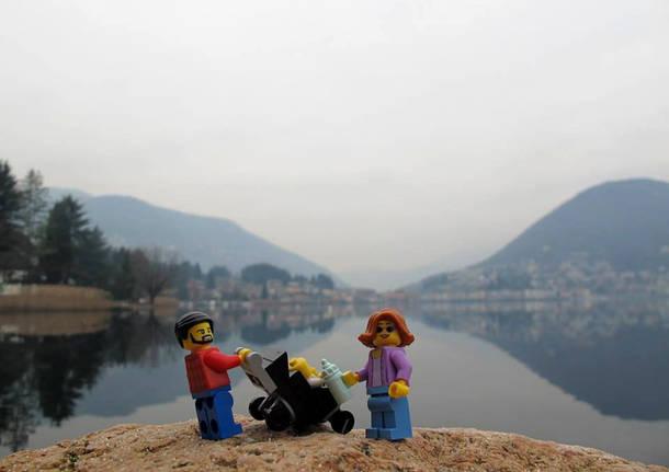 Lavena Ponte Tresa, i Lego - foto di Alessio Varisco