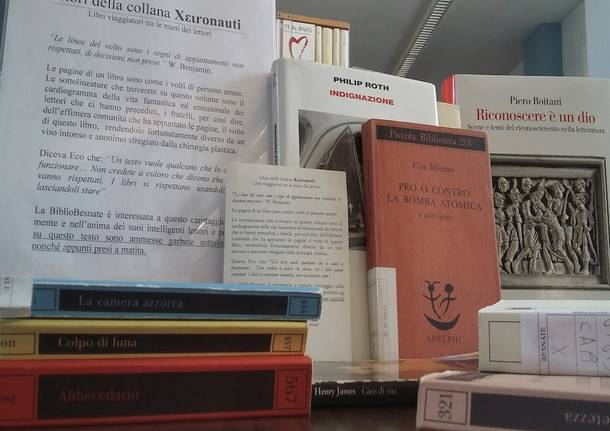 libri sottolineati
