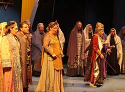 Nabucco al Giuditta Pasta