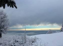 Neve al Sacro Montte