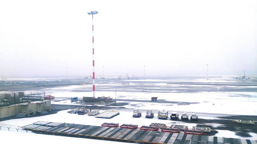 Nevicata 10 gennaio 2017