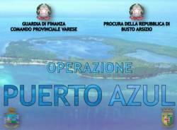 Operazione Puerto Azul, truffa e riciclaggio