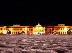 Palazzo Estense e la neve