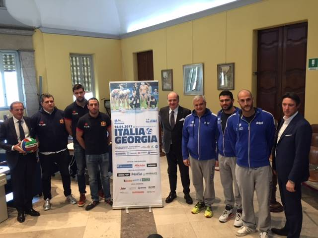 pallanuoto world league settebello italia georgia