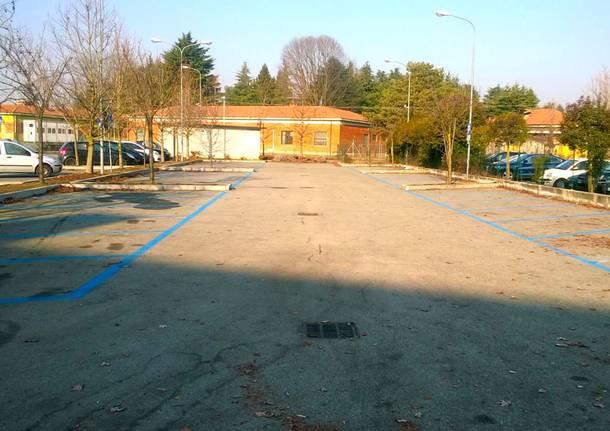 parcheggio case nuove malpensa