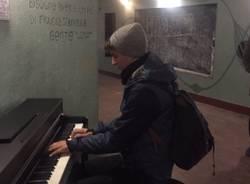 Pianista molesto