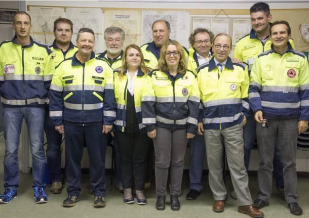 protezione civile varese