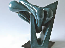 Ravasio, mostra nella Galleria Punto sull'Arte