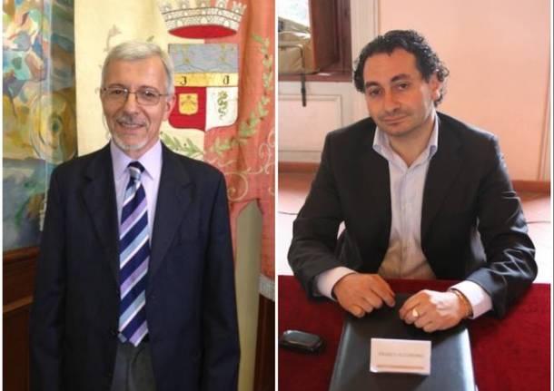 Sergio Beghi e Franco Accordino