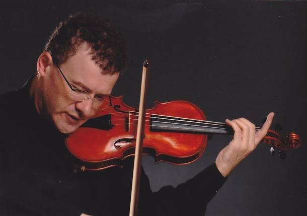 stagione concertistica il violinista Paolo Ghidoni