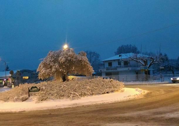 Una notte di neve
