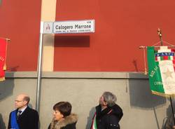 Una via per Calogero Marrone