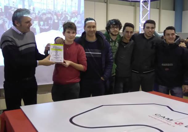 vincitori olimpiadi robotica