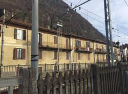 Alptransit, il sottopasso demolisce il caseggiato di Via Ceretti