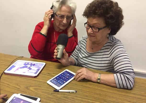 Anziani a Tradate