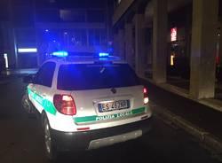 polizia locale gallarate notte