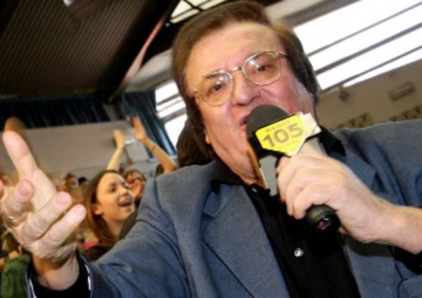 È morto Leone Di Lernia: l'annuncio di Radio 105 su Instagram