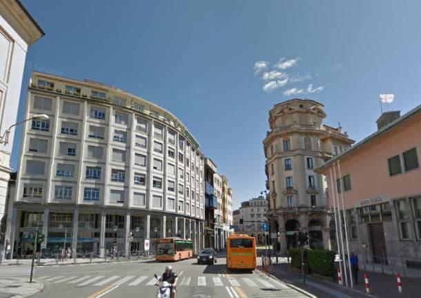 Bus Varese parcheggi interscambio