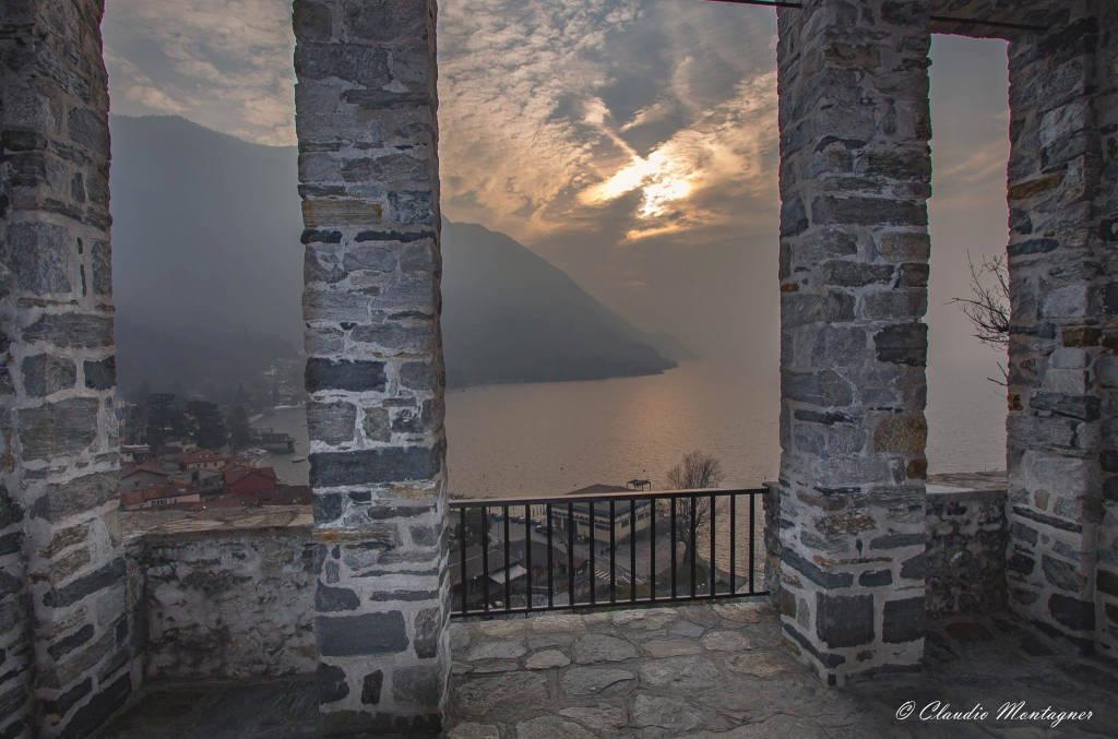 caldè chiesa santa veronica lago maggiore castelveccana claudio montagnier