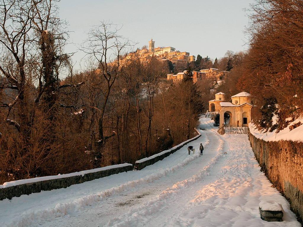 La neve di Gennaio