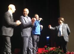 """Sannino e Cova docenti di sport e di vita per i ragazzi del """"Newton"""""""