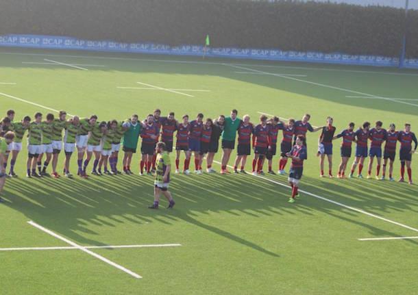 Rugby: Cadetti Parabiago – Valcuvia 46-15
